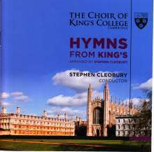 King's College Choir Cambridge - Hymns from King's