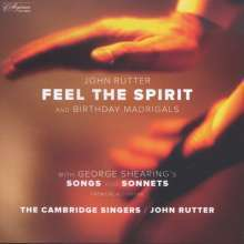 Feel the Spirit (A Cycle of Spirituals, arr. von John Rutter)